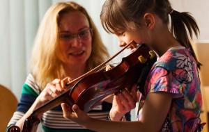 Einzelunterricht an der Musikschule des Landkreises Oldenburg