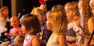 Musikschule im Kindergarten