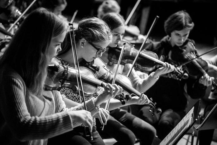 Junges Streichorchester Wildeshausen