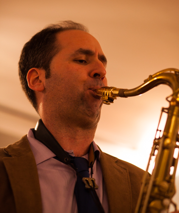 Musikschule des Landkreises Oldenburg, Dozentenkonzert Jazz 5.2.2017, Haus Müller, Ganderkesee: Ivan Romero, Saxophon
